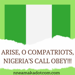 Nigeria's Call Obey